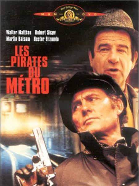 Cine974, Les Pirates du métro