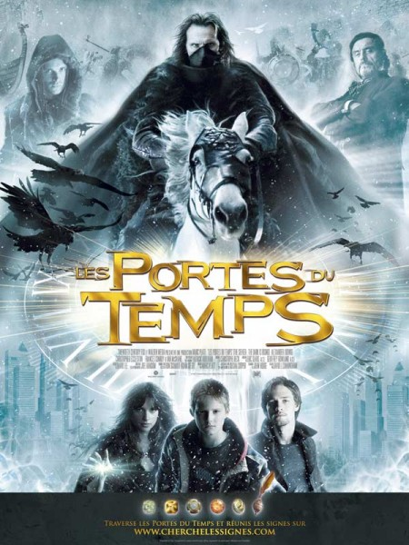 Cine974, Les Portes du temps