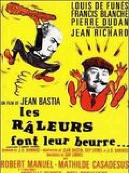 Cine974, Les Râleurs font leur beurre