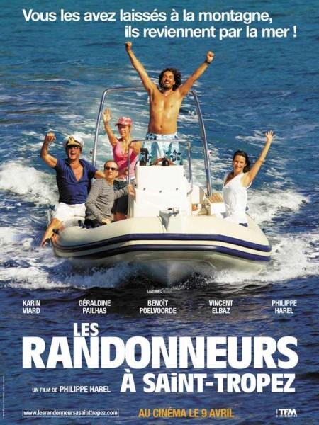 Cine974, Les Randonneurs à Saint-Tropez