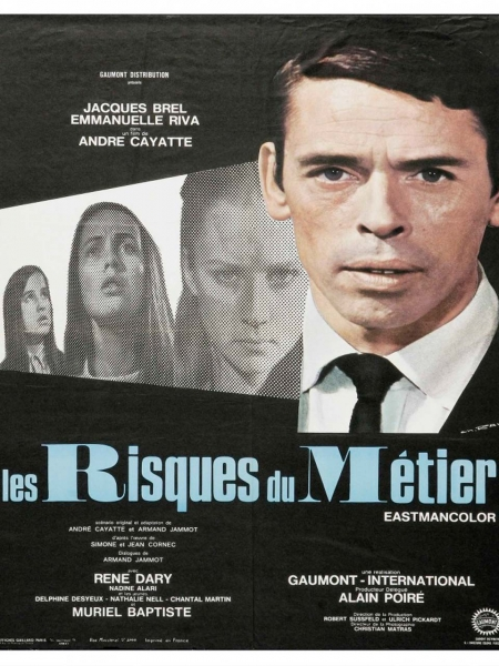 Cine974, Les Risques du Métier