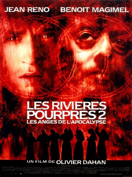 Cine974, Les Rivières pourpres 2 - Les Anges de l'Apocalypse