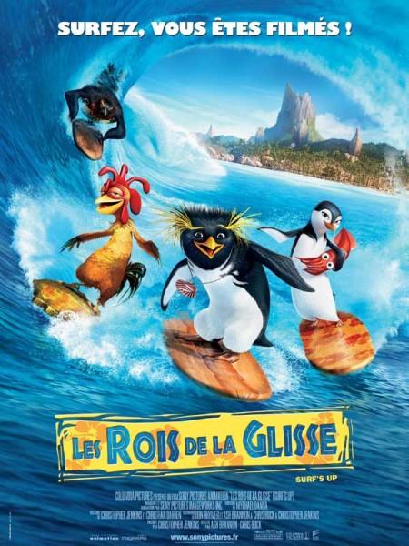 Cine974, Les Rois de la glisse