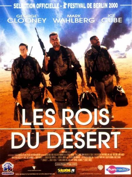 Cine974, Les Rois du désert