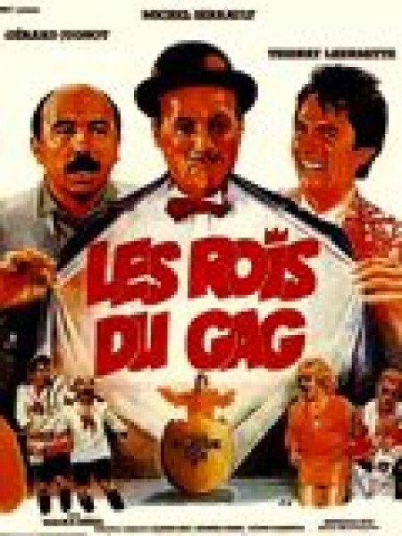 Cine974, Les Rois du gag