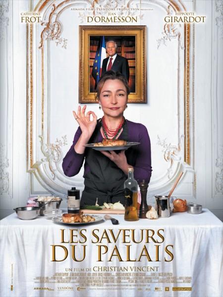Cine974, Les Saveurs du palais