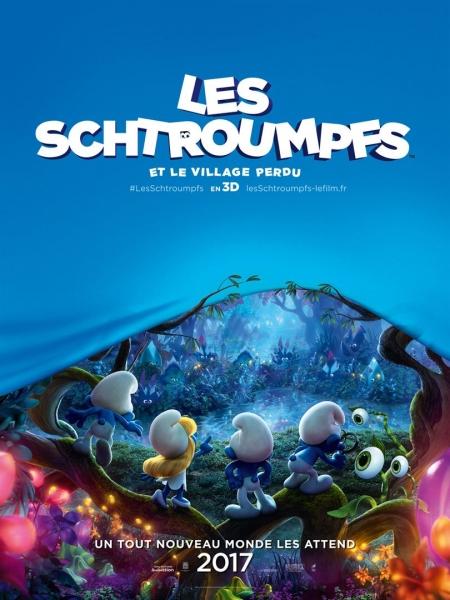 Cine974, Les Schtroumpfs et le village perdu