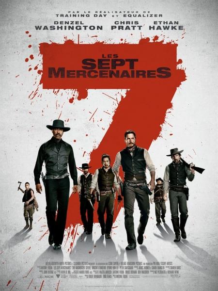 Cine974, Les Sept Mercenaires