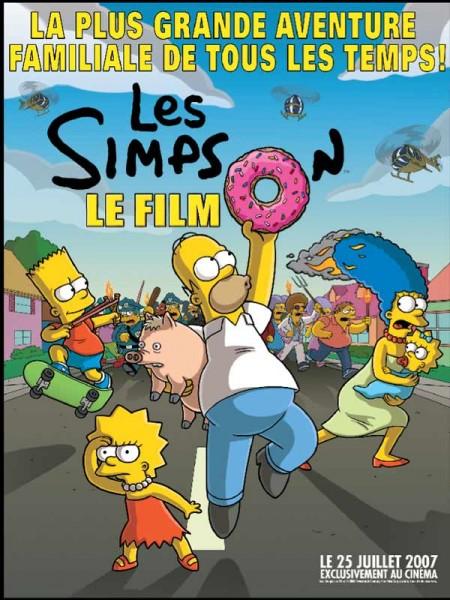Cine974, Les Simpson - le film