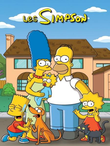 Cine974, Les Simpson