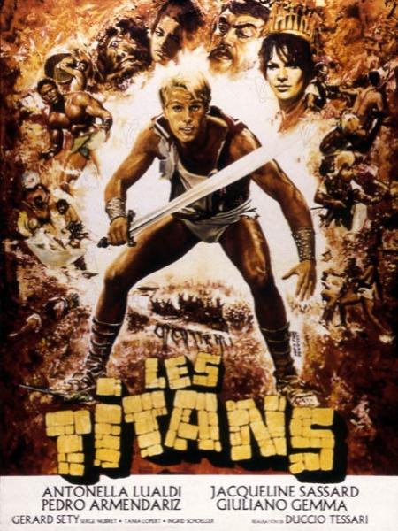 Cine974, Les Titans