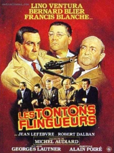 Cine974, Les Tontons flingueurs
