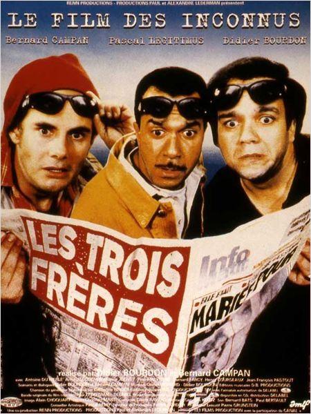 Cine974, Les trois frères