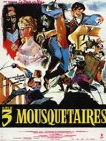 Cine974, Les Trois Mousquetaires: Les ferrets de la reine