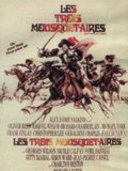 Cine974, Les Trois Mousquetaires