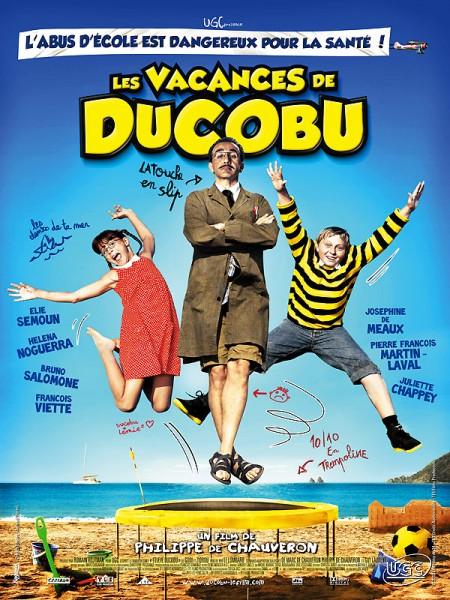 Cine974, Les Vacances de Ducobu