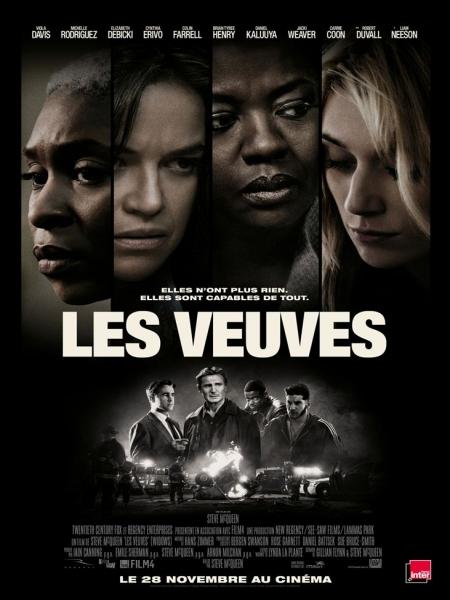 Cine974, Les Veuves