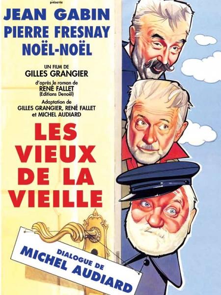 Cine974, Les Vieux de la vieille