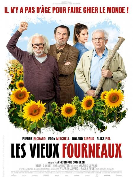 Cine974, Les Vieux fourneaux