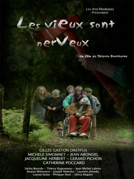 Cine974, Les Vieux sont nerveux