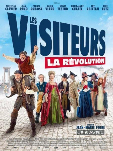 Cine974, Les Visiteurs - La Révolution