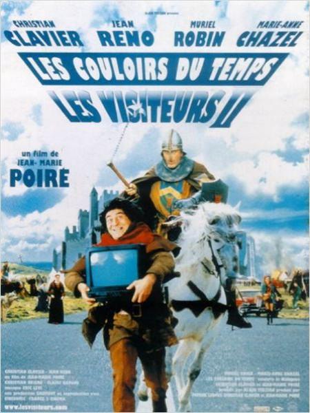 Cine974, Les Visiteurs 2 : Les couloirs du temps