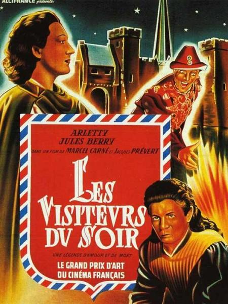 Cine974, Les Visiteurs du soir