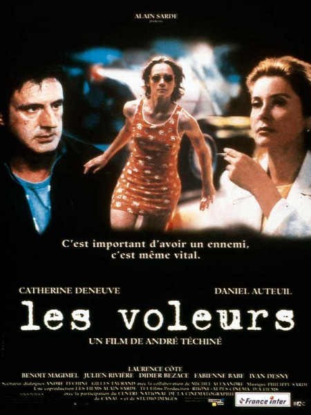 Cine974, Les voleurs