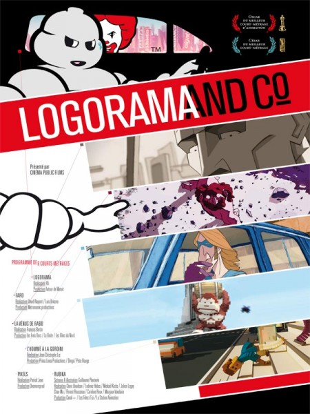 Cine974, Logorama and Co.