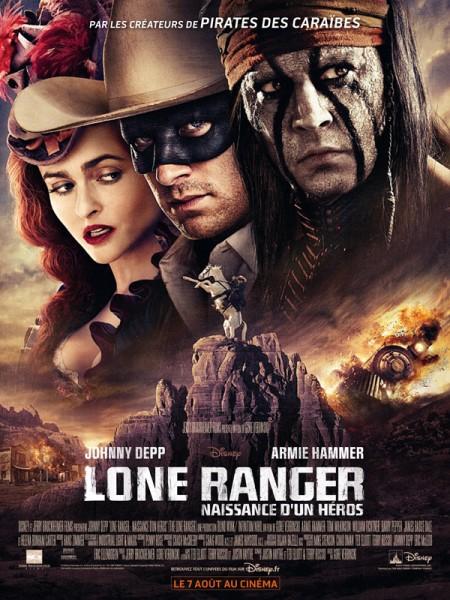 Cine974, Lone Ranger, Naissance d'un héros