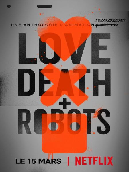 Cine974, Love, Death + Robots