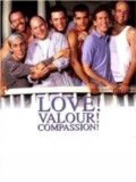 Cine974, Love! Valour! Compassion!