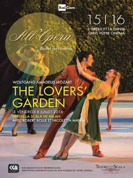 Cine974, Lover's garden - CGR EVENTS