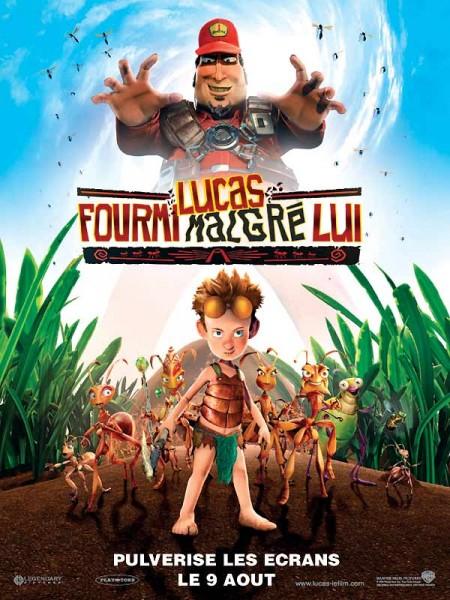Cine974, Lucas, fourmi malgré lui