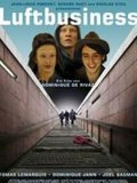 Cine974, Luftbusiness