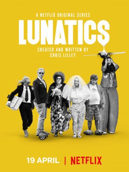 Cine974, Lunatics