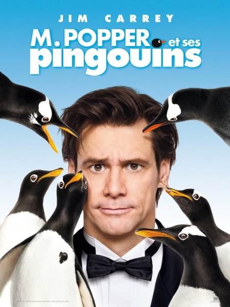 Cine974, M. Popper et ses pingouins