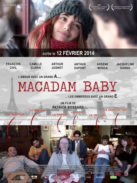 Cine974, Macadam Baby