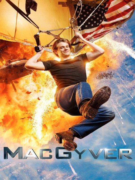 Cine974, MacGyver (2016)