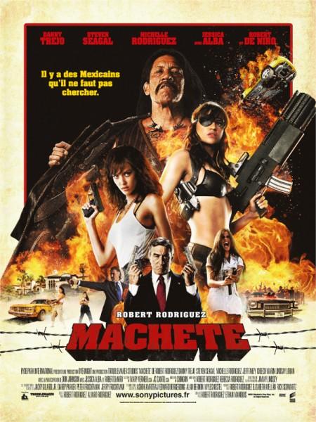 Cine974, Machete