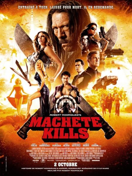 Cine974, Machete Kills