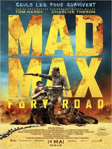 Cine974, Mad Max: Fury Road