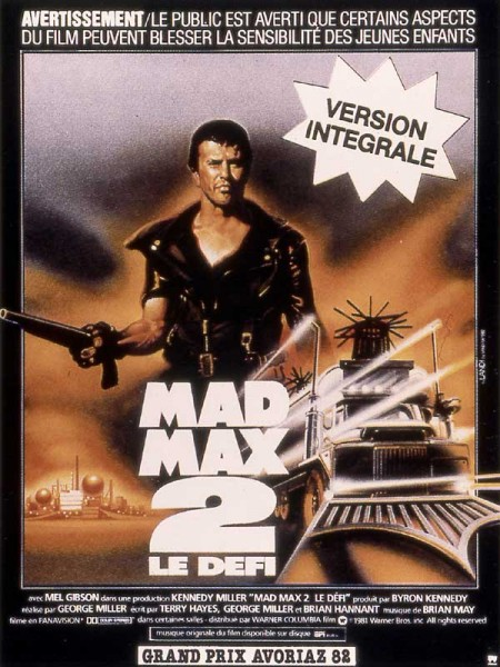 Cine974, Mad Max 2