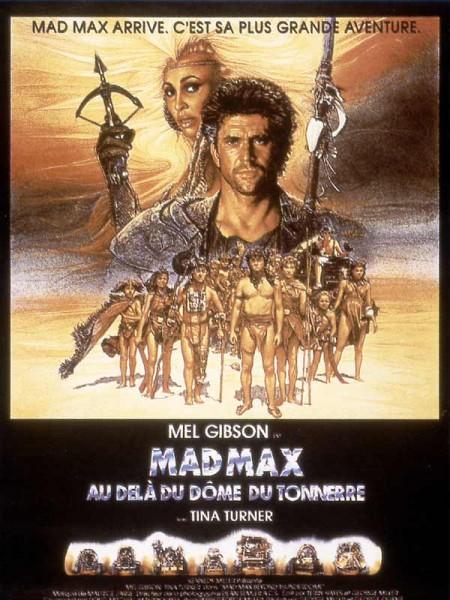 Cine974, Mad Max au-delà du Dôme du Tonnerre