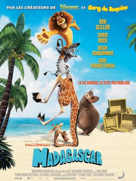 Cine974, Madagascar
