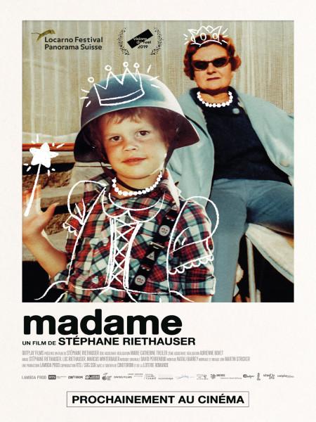 Cine974, Madame