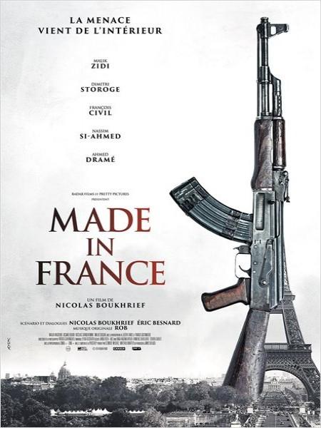 Cine974, Made in France