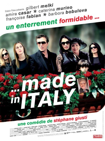Cine974, Made in Italy