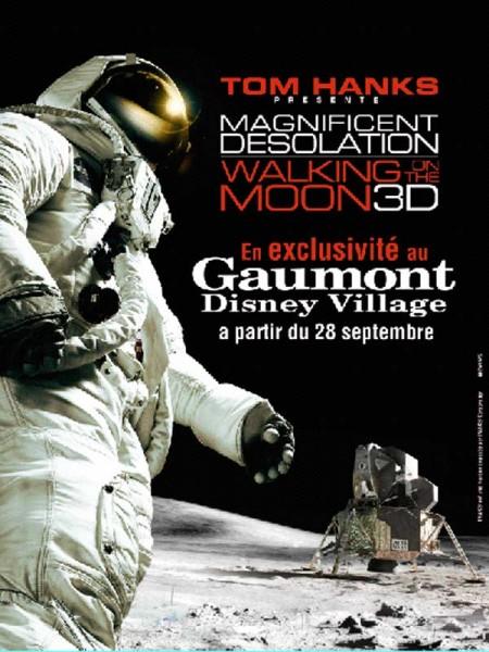 Cine974, Magnifique désolation : marchons sur la lune