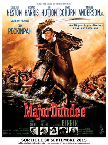 Cine974, Major Dundee